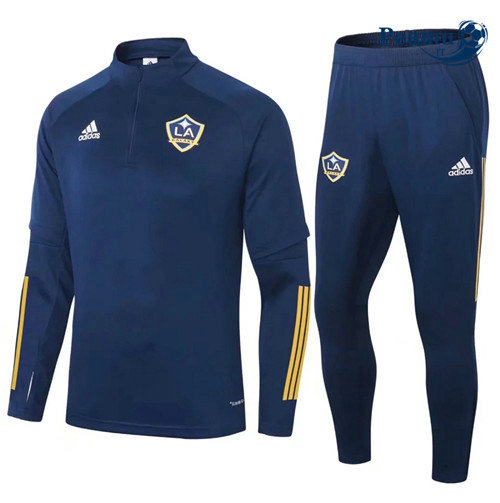 Tuta Calcio Los Angeles Galassia Blu Navy 2020-2021