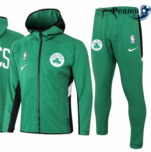 Peamu - Tuta Calcio Boston Celtics - Verde