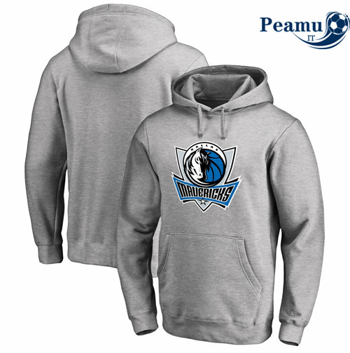 Peamu - Felpa con cappuccio Dallas Mavericks