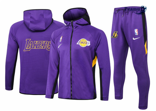 Peamu - Tuta Calcio Los Angeles Lakers - Viola