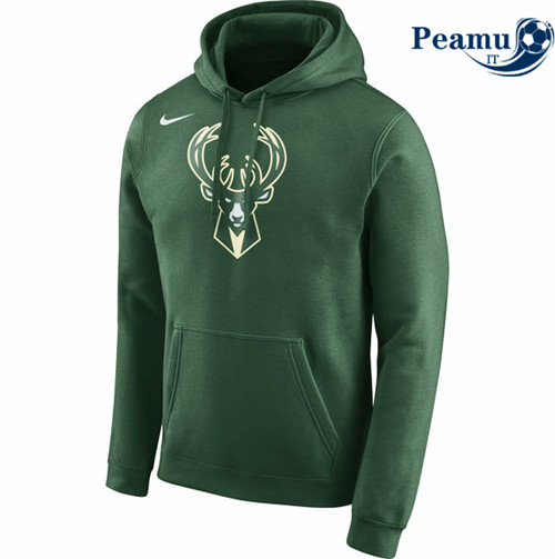 Peamu - Felpa Milwaukee Bucks