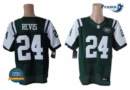 Peamu - Darrelle Revis, New York Jets