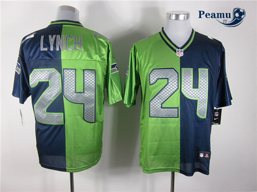 Peamu - Marshawn Lynch, Seattle Seahawks