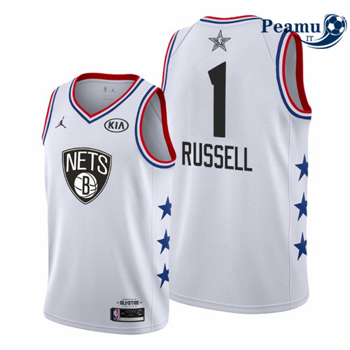 Peamu - D'Angelo Russell - 2019 All-Star Bianca