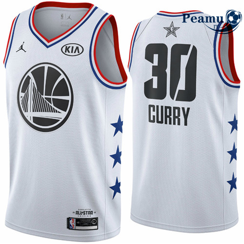 Peamu - Stephen Curry - 2019 All-Star Bianca