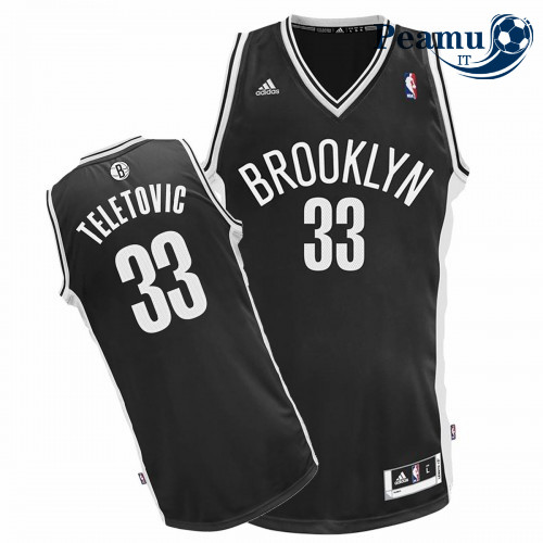 Peamu - Mirza Teletovic, Brooklyn Nets - Negra