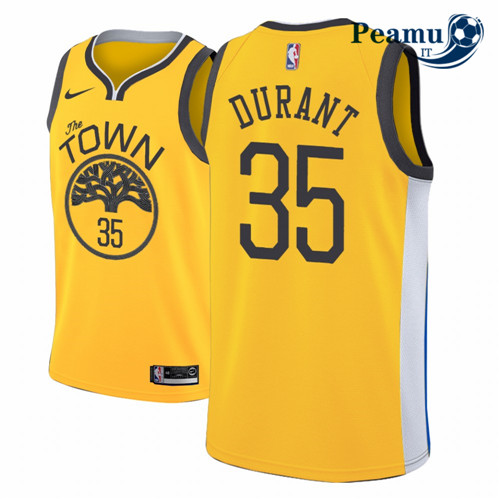 Peamu - Kevin Durant, Oren State Warriors 2018/19 - Earned Edition