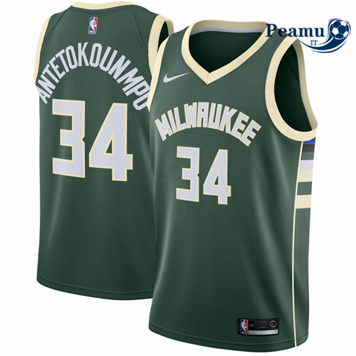 Peamu - Giannis Antetokounmpo, Milwaukee Bucks - Icon