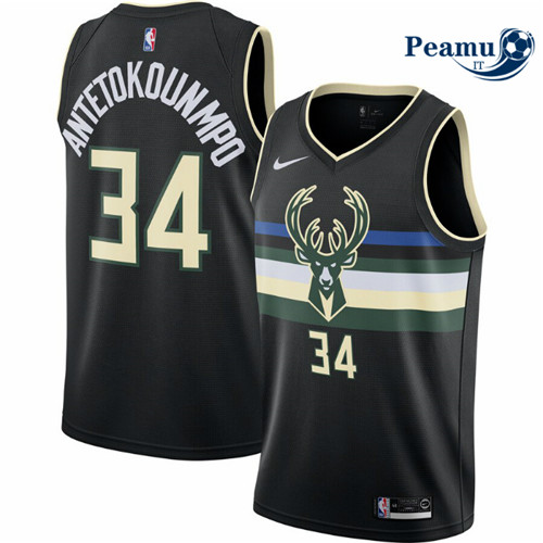 Peamu - Giannis Antetokounmpo, Milwaukee Bucks 2019/20 - Statement