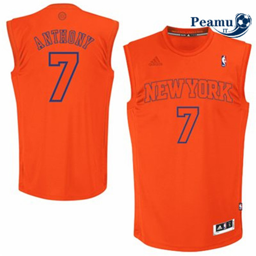 Peamu - Carmelo Anthony, New York Knicks [Naranja]
