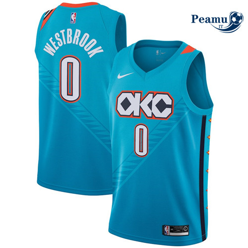 Peamu - Russell Westbrook, Oklahoma City Thunder 2018/19 - City Edition