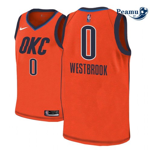 Peamu - Russell Westbrook, Oklahoma City Thunder 2018/19 - Earned Edition