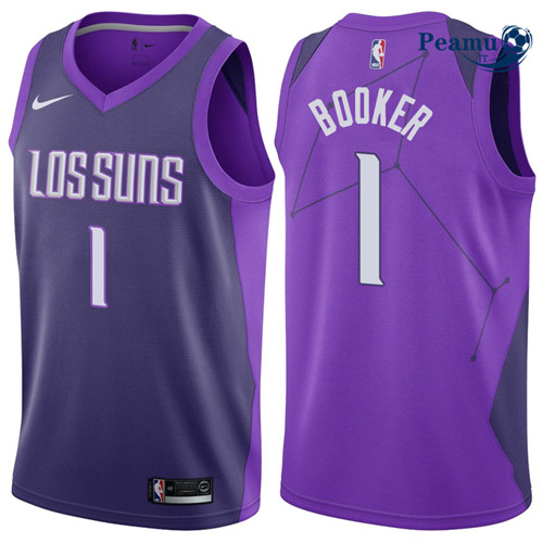 Peamu - Devin Booker, Phoenix Suns - City Edition