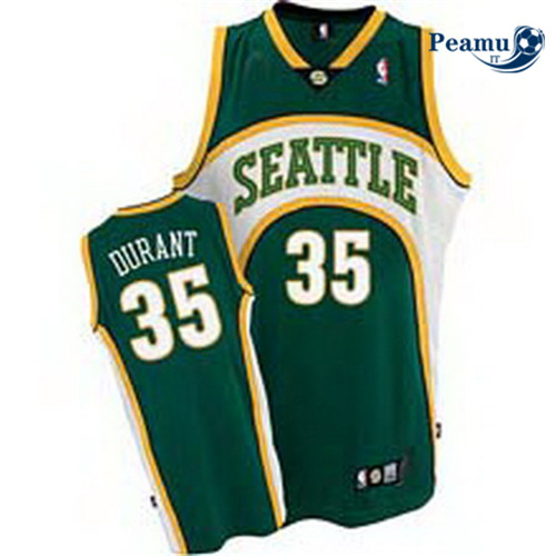 Peamu - Kevin Durant, Seattle SuperSonics [Verde]