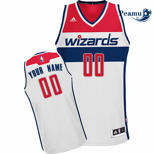 Peamu - Custom, Washington Wizards [Home]