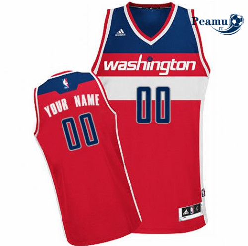 Peamu - Custom, Washington Wizards [Road]