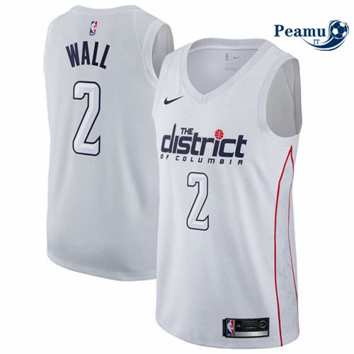 Peamu - John Wall, Washington Wizards - City Edition