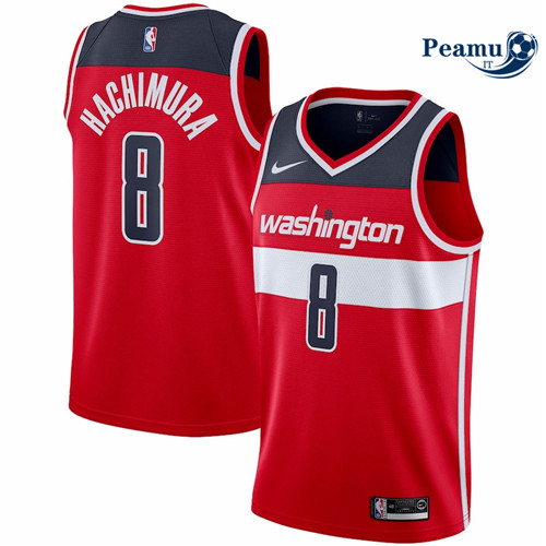 Peamu - Rui Hachimura, Washington Wizards 2019/20 - Icon