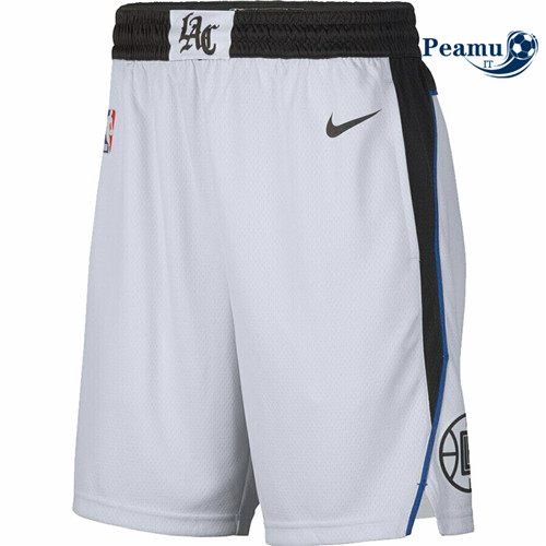 Peamu - Pantaloncini Los Angeles Clippers - City Edition
