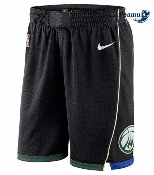 Peamu - Pantaloncini Milwaukee Bucks - Statement