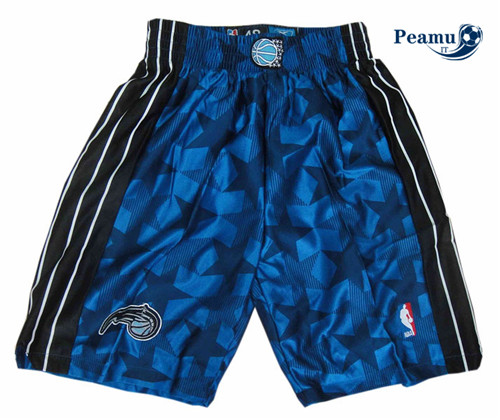 Peamu - Pantaloncini Orlando Magic [Blu Stars]