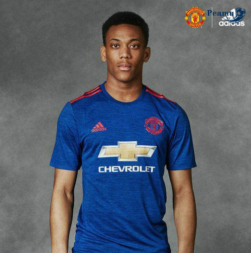 Classico Maglie Manchester United Seconda 2016 Europa League