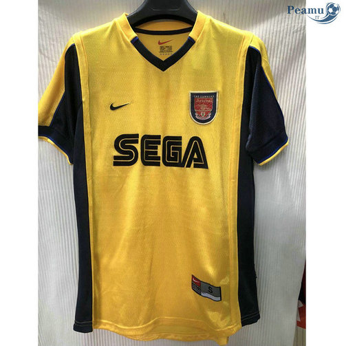 Classicoo Maglie Arsenal Seconda 1999-00